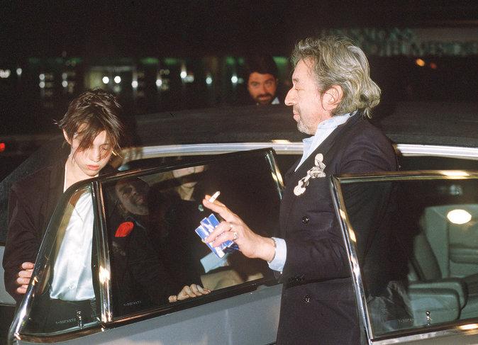 Photos : Ces 47 papas ont offert la célébrité en héritage à leurs enfants : Charlotte Gainsbourg et Serge Gainsbourg