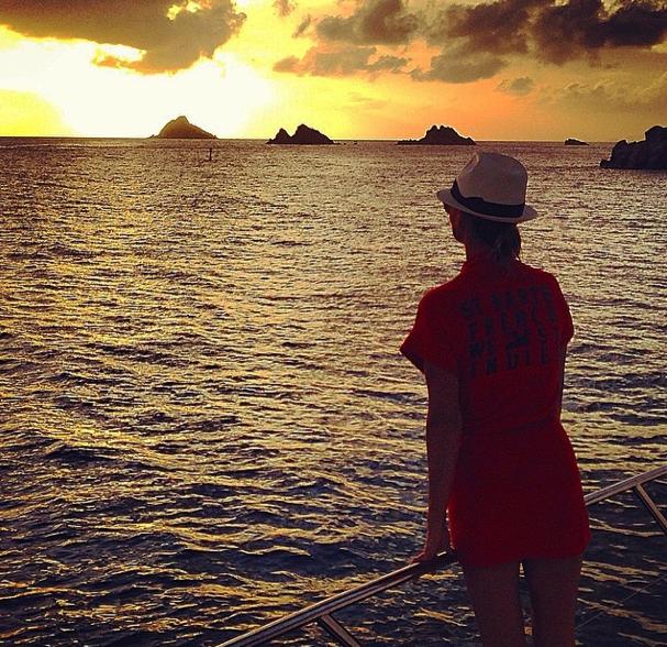 Laeticia Hallyday : les vacances de rêve en famille ne finissent toujours pas !