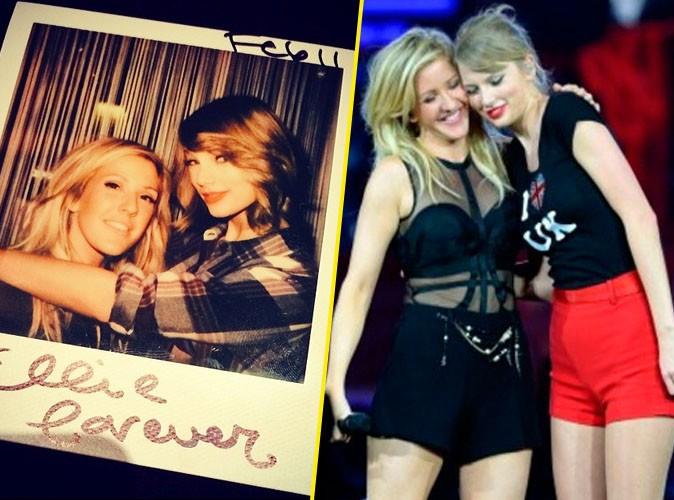 Taylor et Ellie Goulding