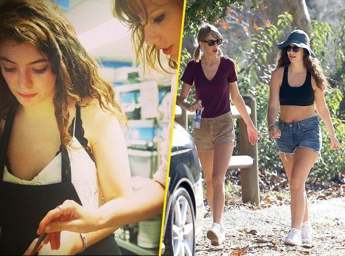 Taylor et Lorde