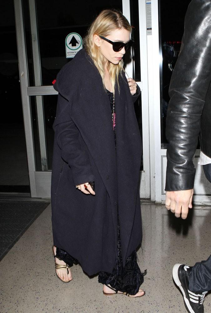 Photos : Ashley Olsen a ramené sa couverture