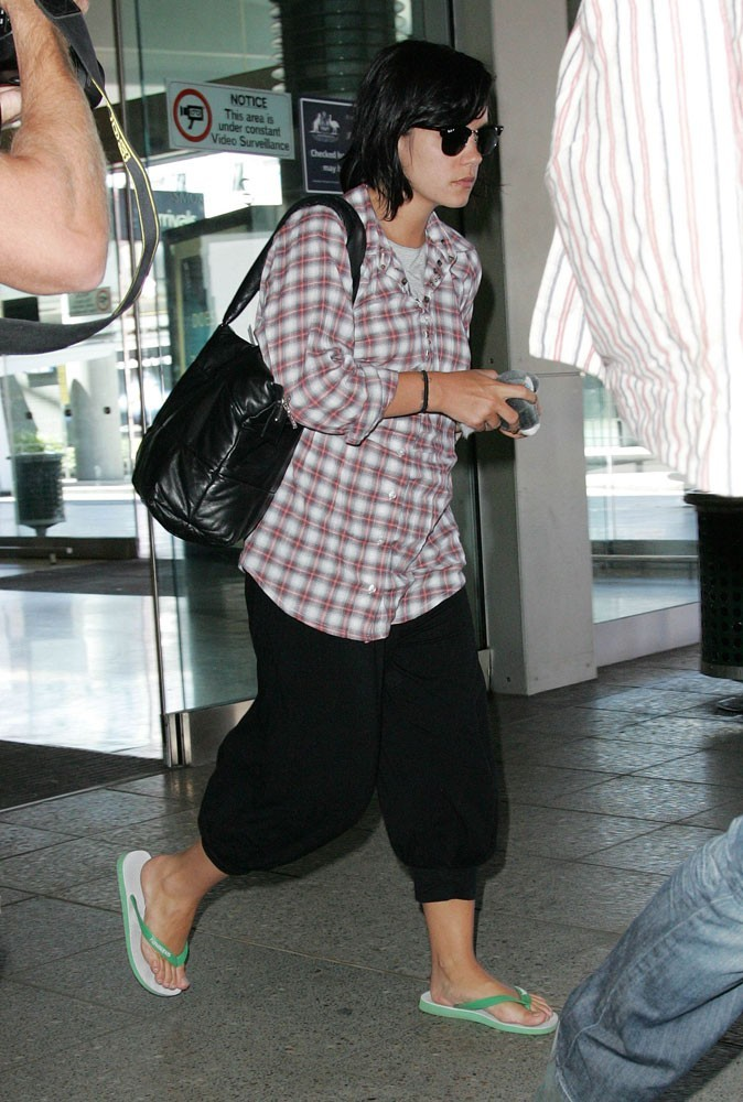 Photos : depuis que son mariage est passé, Lily Allen ne fait plus aucun effort vestimentaire !