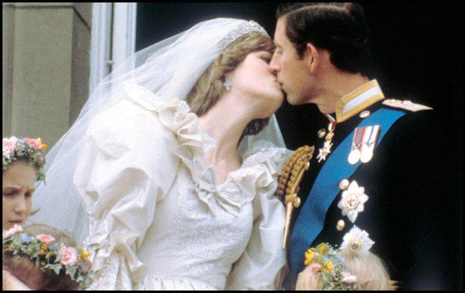 Le mariage de Charles et Diana