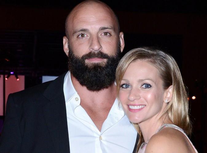 Andrea Joy Cook et son mari Nathan Anderson en 2013