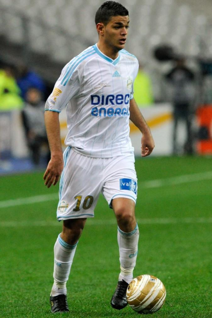 Hatem Ben Arfa à l'Olympique de Marseille
