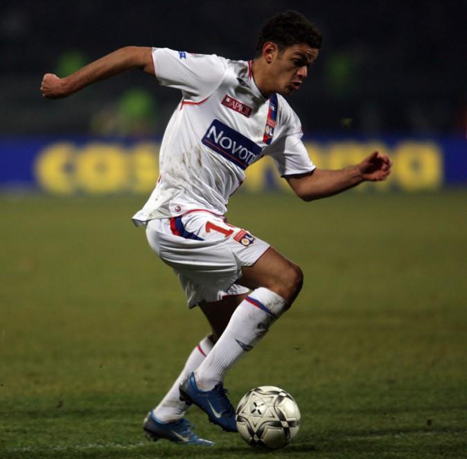Hatem Ben Arfa à l'Olympique Lyonnais