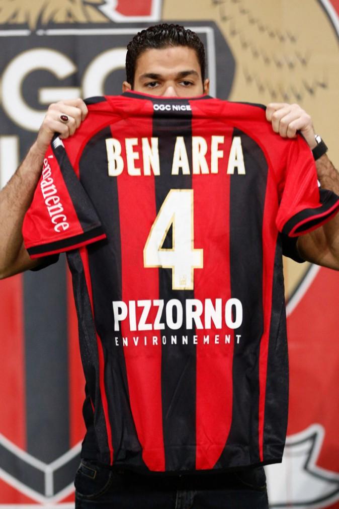 Hatem Ben Arfa portera le numéro 4