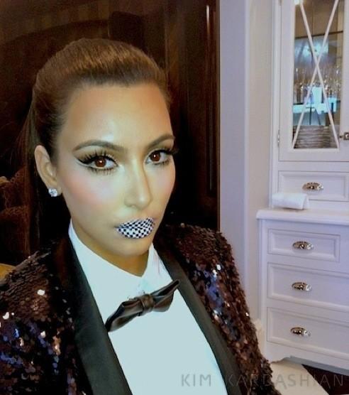 ... Je suis Kim Kardashian !