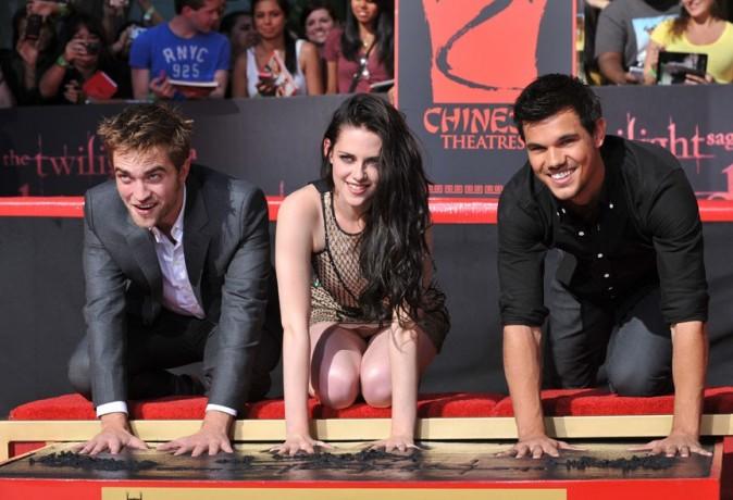 Ce sont les parents de Robert Pattinson !