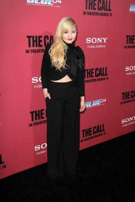 Abigail Breslin, Hollywood, 5 mars 2013.