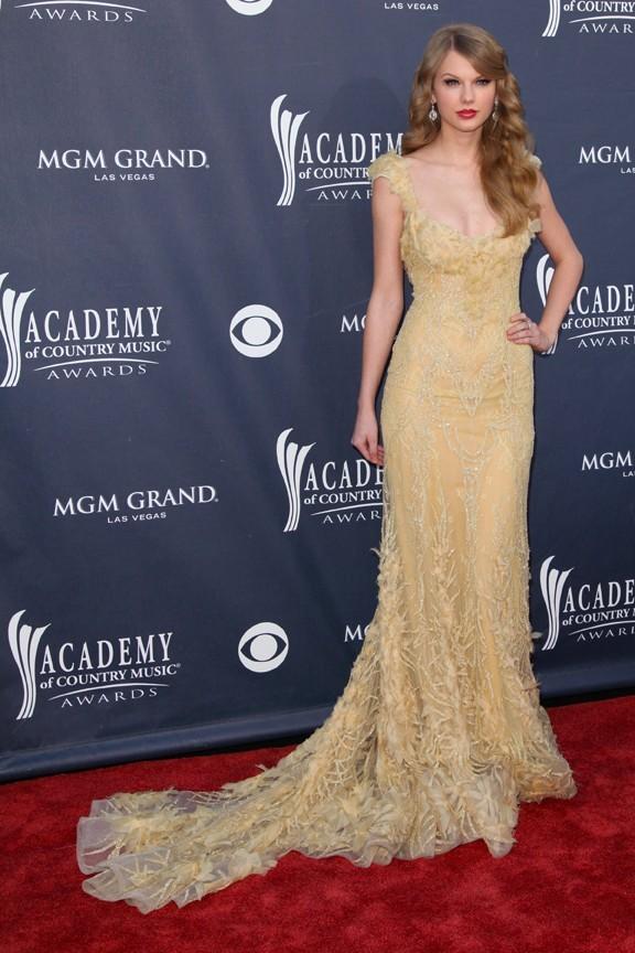 Taylor Swift a reçu son quatrième Country Award !