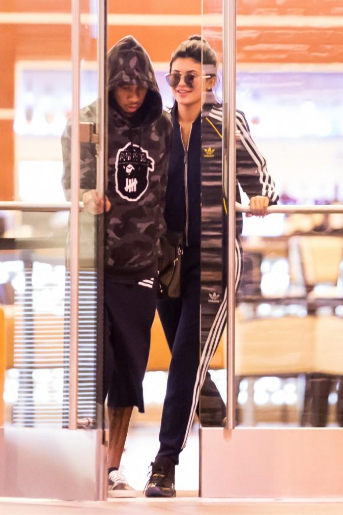 Kylie Jenner et Tyga le 24 septembre 2015