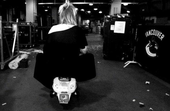 Adele s'éclate sur sa tournée