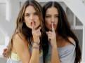 Photos : Adriana Lima et Alessandra Ambrosio : duo sexy, enchanteur et coquin pour Victoria's Secret !