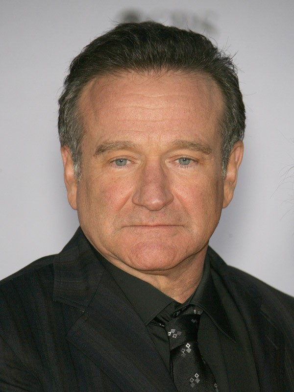 Robin Williams se suicide