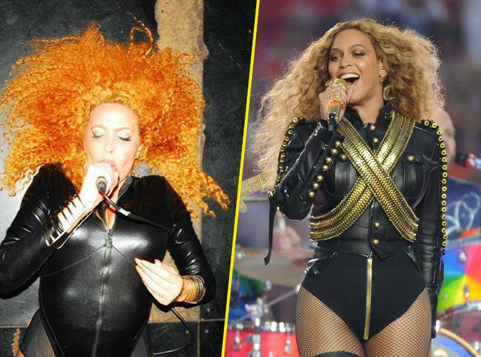 Afida Turner et Beyoncé