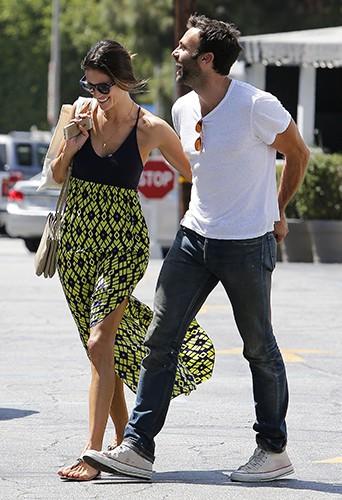 Alessandra Ambrosio et Jamie Mazur à Los Angeles le 26 juillet 2014