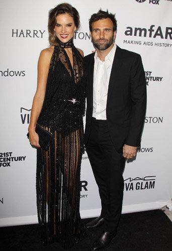 Alessandra Ambrosio et Jamie Mazur à Los Angeles, le 29 octobre 2015 !
