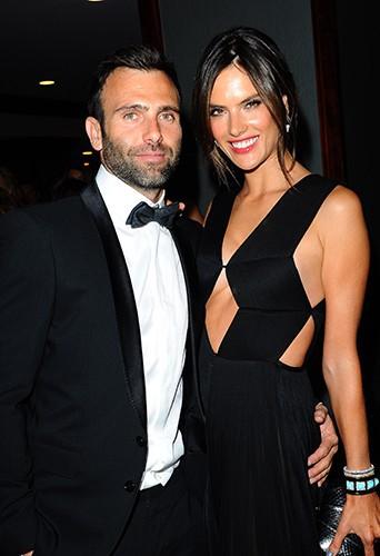 Jamie Mazur et Alessandra Ambrosio à Los Angeles le 2 mai 2014