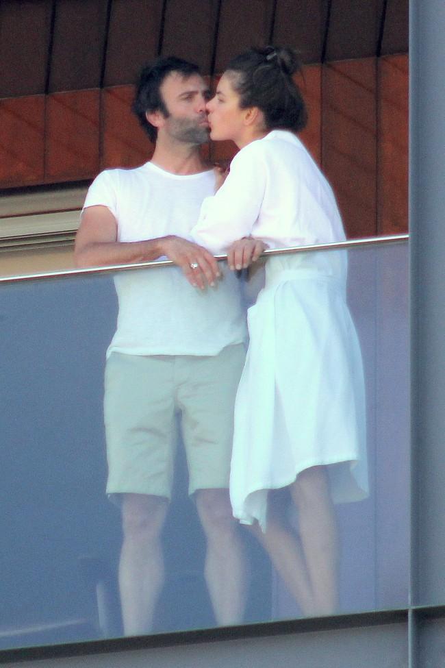 Alessandra Ambrosio et Jamie Mazur à Rio de Janeiro le 12 juillet 2015