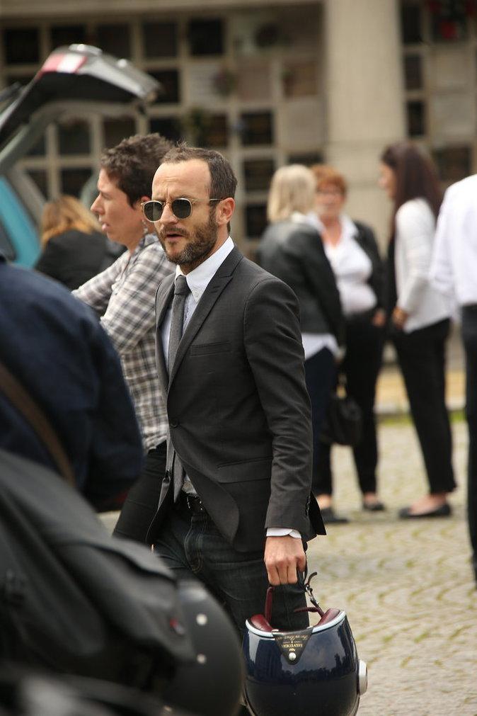 Photos : Jérémy Michalak : le monde de la télé dit au revoir à Emmanuel Maubert