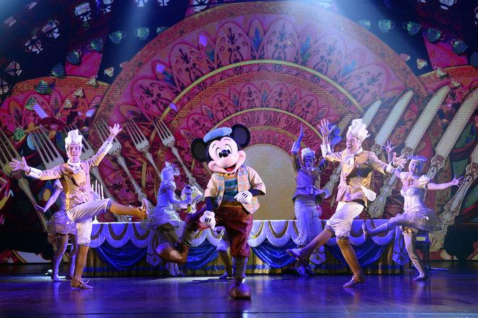 Mickey et le magicien, le nouveau spectacle de Disneyland Paris