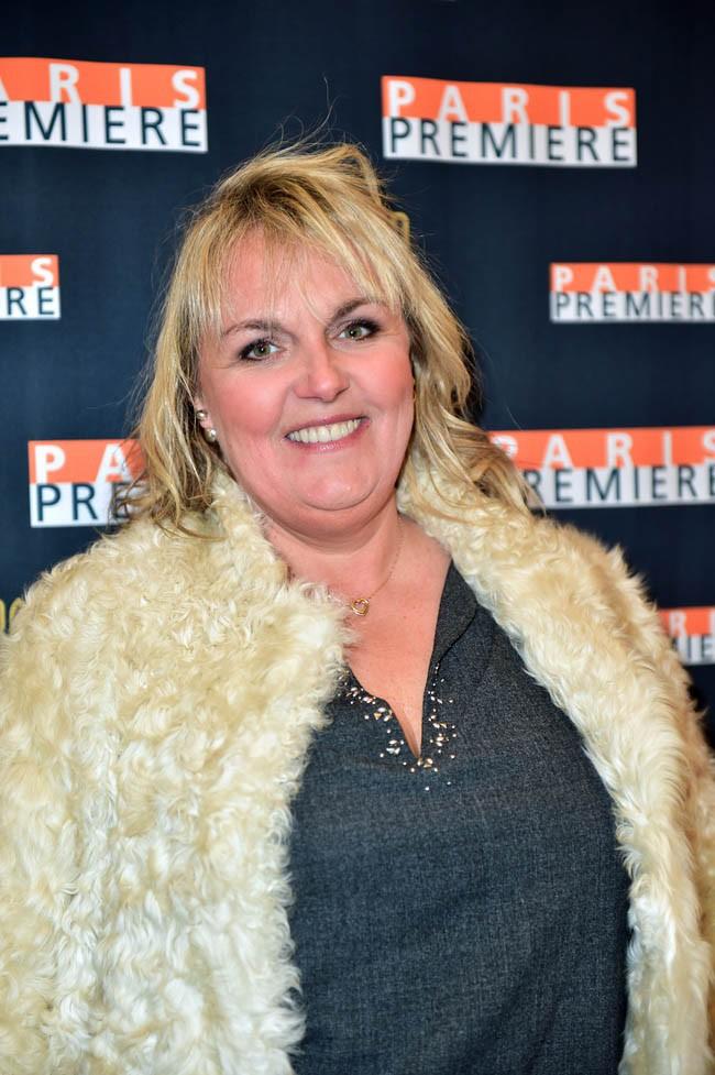 Valérie Damidot à la cérémonie des Gérard le 19 janvier 2015