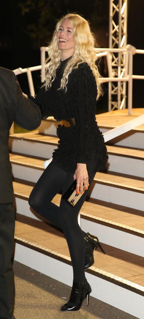 Photos : Claudia Schiffer : pluie de mannequins au Gala Vogue !