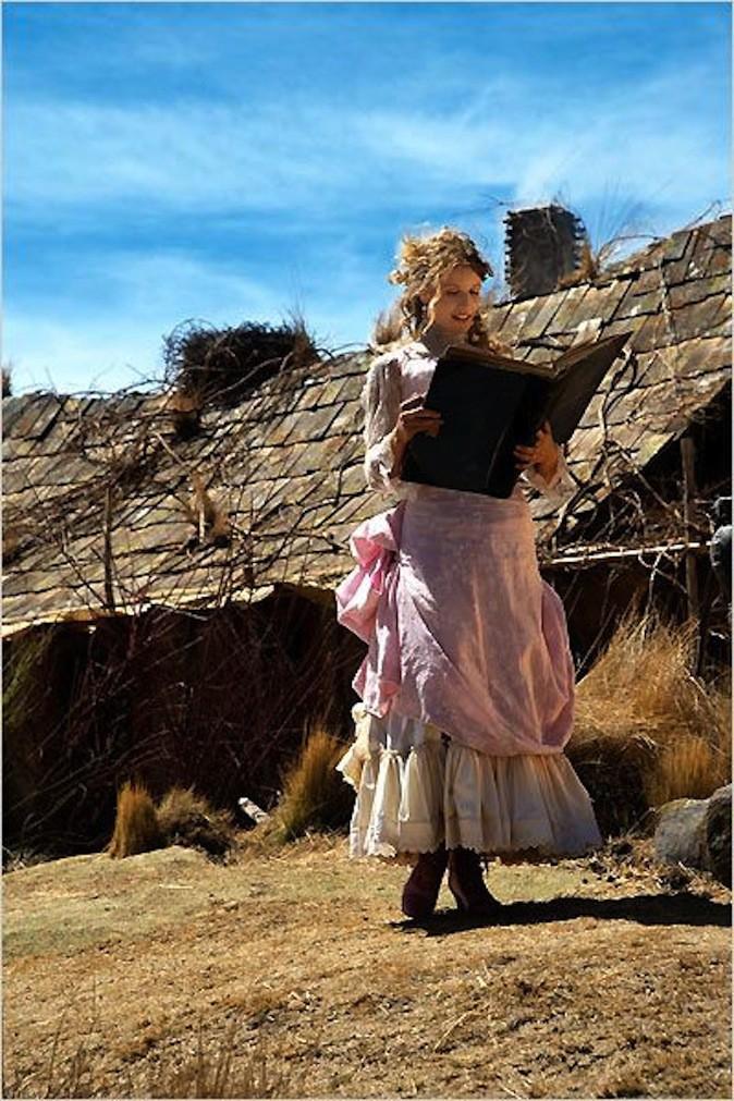 "Alexandra Lamy dans ""Lucky Luke"" !"
