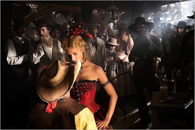 """Alexandra Lamy et Jean Dujardin dans """"Lucky Luke"""" !"""