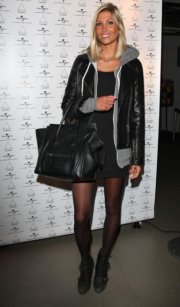 Alexandra Rosenfeld à la soirée Universal Music au Citadium le 5 juin 2012