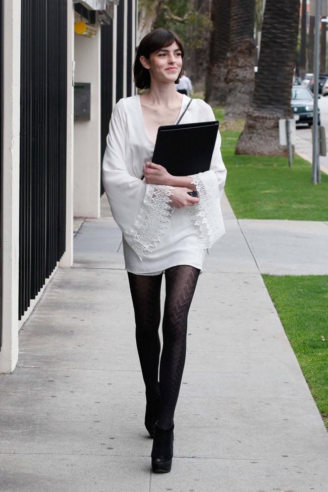 Ali Lohan le 24 avril 2012 à Los Angeles