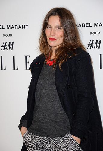 Zoé Félix à Paris le 13 novembre 2013