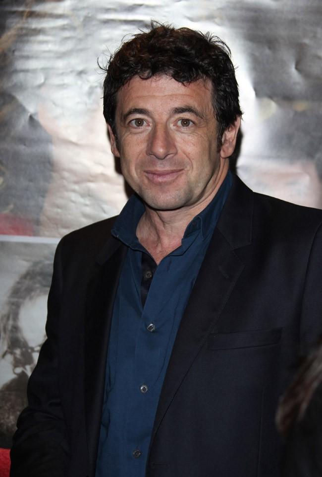 Patrick Bruel le 16 juillet 2012 à Paris