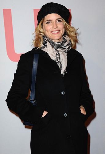 Alice Taglioni à Paris le 18 novembre 2013