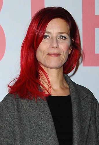 Marina Foïs à Paris le 18 novembre 2013