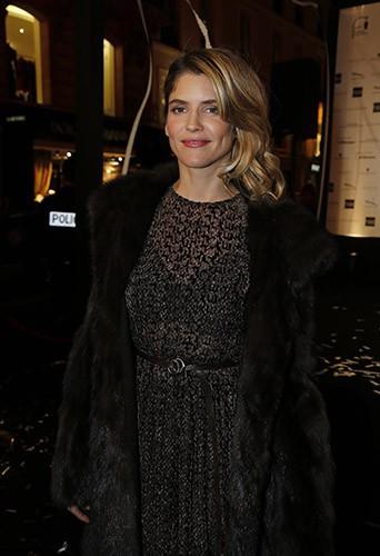 Alice Taglioni à Paris le 18 novembre 2014