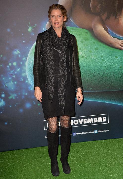 Alice Taglioni à Paris le 10 novembre 2015