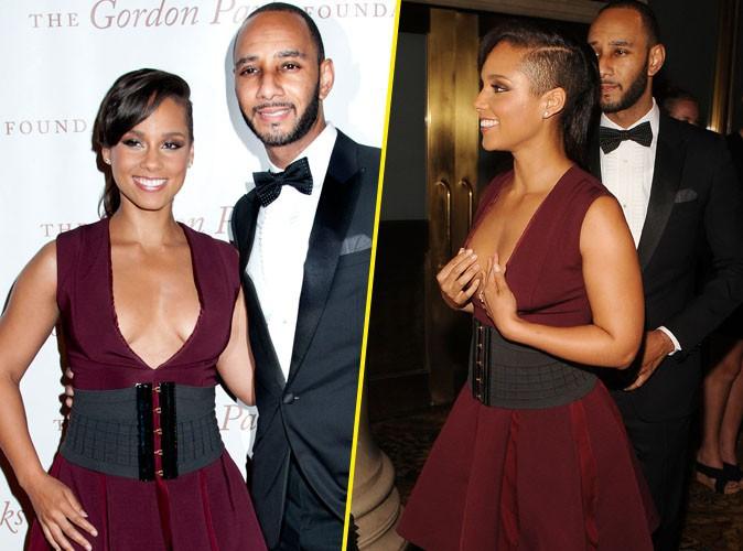 Alicia Keys : prête à tout déballer à un gala de charité... Ou pas !