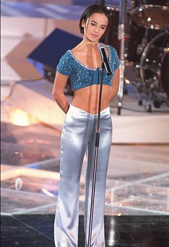 Alizée en 2000 !