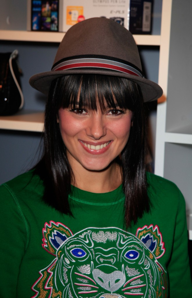 Alizée en 2012 !