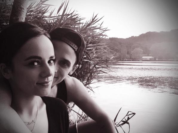 Photos : Alizée et Grégoire Lyonnet : ils filent le parfait amour
