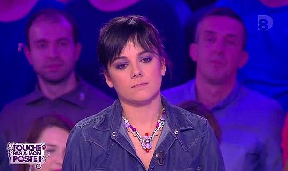 """Photos : Alizée : """"gros malaise"""" sur TPMP, son apparition très critiquée sur la Toile !"""