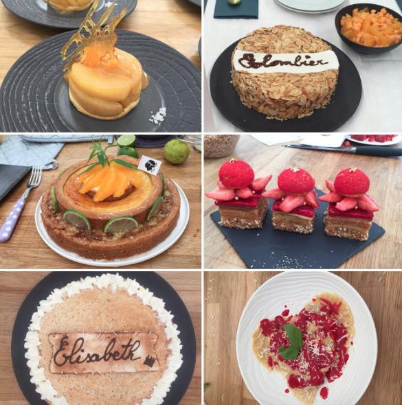 Photos : Alizée : la meilleure pâtissière, c'est elle !