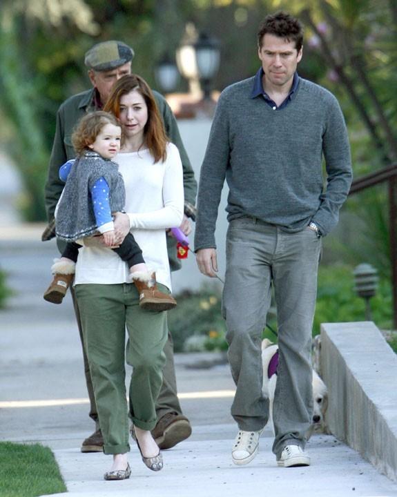 La famille, c'est sacré. Pour son personnage Lily comme dans la vraie vie !