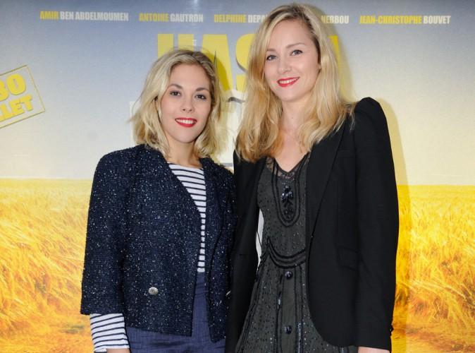 Alysson Paradis et Delphine Depardieu : joli duo de blondes complices pour l'avant-première d'Hasta Mañana !
