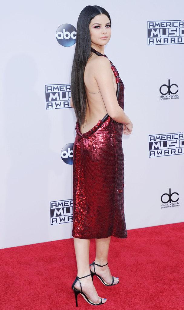 Selena Gomez le 22 novembre 2015