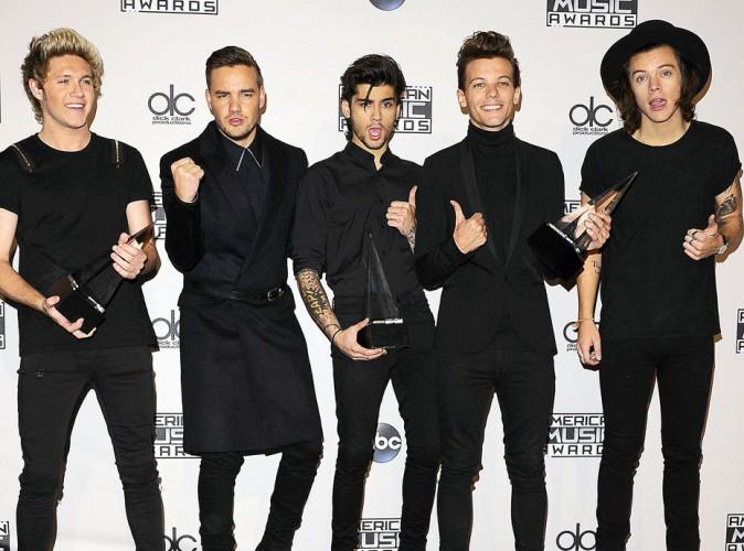 AMA's 2014 : Les One Direction sacr�s... D�couvrez le palmar�s !
