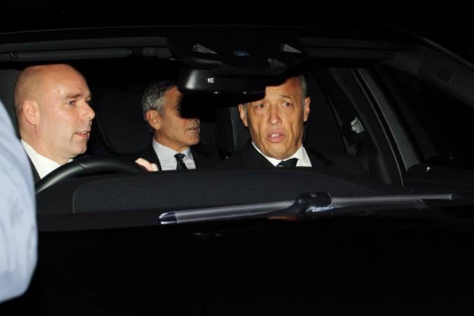 Nouvelle célébration du mariage d'Amal et George Clooney le 25 octobre 2014