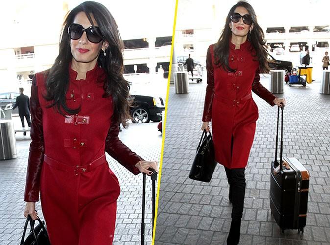 Amal Clooney le 25 janvier 2015